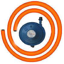 Home cooking lpg Gas Cylinder Regulator + Steel Suraksha Pipe set (ISI SAFETY)