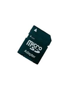 Carte Mémoire Micro SD avec Adaptateur 2, 4, 8, 16, 32, 64, 128, 256Go