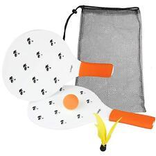 Beach Racket Set Outdoor and Indoor Jazzminton, Goodminton or Badminton Gift