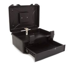 Waterproof Plastic Universal Hard Case with Separate Drawer Compartment + Handle
