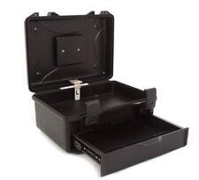 Funda Rígida Impermeable Plástico Universal con compartimento separado Cajón + manejar