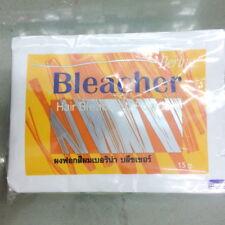 Set Hair Bleaching Powder Permanent BERINA Lightener Light Blonde Color Bleacher