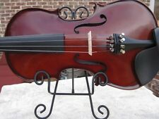 NEW FULL SIZE CONCERT 4/4 DARK ROTHENBURG VIOLIN/FIDDLE-GERMAN