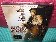 PLUMA BLANCA - ROBERT WAGNER - JOHN LUND - dvd