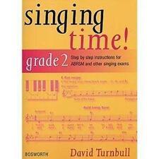 Singing Time!: Grade 2, Turnbull, David, Good Book