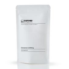 Cinnamon 3000mg Anti Inflammatory Digestion Blood Sugar Control Antioxidant