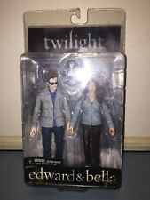 "Twillight The Movie Edward & Bella 7"" Action Figure Toy New In Package By Neca"