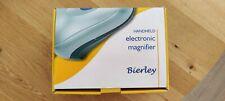 Bierley Monomouse - Handheld Electronic Magnifier (CHARITABLE SALE)