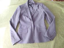 BCBG MAXAZRIA blazer,TOP SZ 2,coat jacket GRAY,,LU