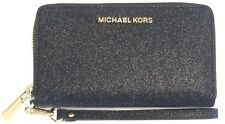 NEW MICHAEL KORS GIFTABLE LARGE MULTIFUNCTION PHONE WRISTLET WALLET CLUTCH