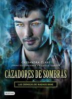 Libro Cazadores de Sombras. Las Crónicas de Magnus Bane  (Spanish) Paperback