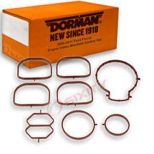 Dorman Intake Manifold Gasket Set for Ford Focus 2004-2011 2.0L 2.3L L4 - or