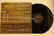 "The Ghurch Organ  - Gerre Hancock -  Baldwin  LP 12"" (VG)"