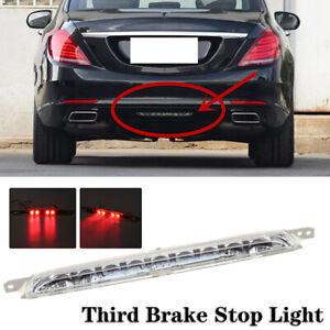 Rear Bumper Light Stop Lamp A2229060048 For Mercedes-Benz S Class W222 S500 S320