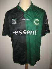 FC Groningen MATCH WORN Holland football shirt soccer jersey voetbal trikot sz L