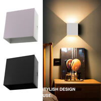 6W LED Wall Sconces Lamp Led Modern Indoor Hotel Home Decor Light Up down New