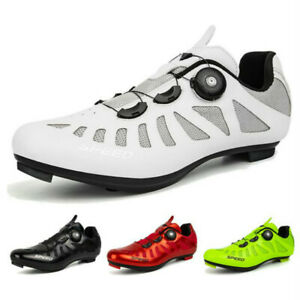 Professional Athletic Bicycle Shoes MTB Cycling Male Racing Road Bike Sneakers