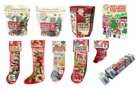 GoodBoy Christmas Dog Treats Calendar Stocking Cracker Toys Chews Gifts
