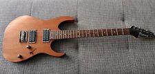 Ibanez RG421-MOL - E-Gitarre in Mahagoni Oil mit Tasche, Gurt, Tuner, Kabel