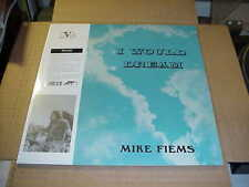 LP:  MIKE FIEMS -  I Would Dream   NEW SEALED FOLK PSYCH REISSUE