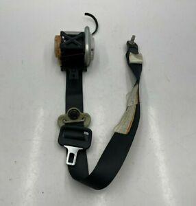 2003 - 2008 INFINITI FX35 FX45 - FRONT RIGHT PASSENGER SIDE SEAT BELT BLACK OEM