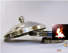 Auto Flame Electric Dove Pan (Double Load),Fire magic trick,stage magic,Illusion