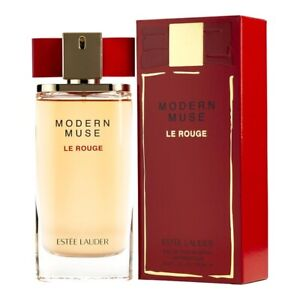 MODERN MUSE LE ROUGE by ESTEE LAUDER 3.3/3.4 oz (100 ml) EDP Spray NEW & SEALED