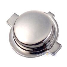 Customized Logo Home Buttons Mod Kits for PS4 Controller Chrome Gun