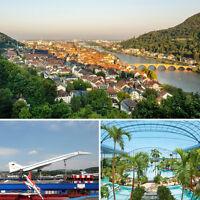 2-3 Tage Kurzurlaub Heidelberg, Sinsheim & Kraichgau im Hotel Leo in Mühlhausen