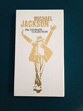 Michael Jackson The Ultimate Collection - Box Set - CD Compact Discs & DVD