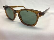 AO Safety 3m F9800 Sunglasses Hipster Honey Green Custom 46  HIPSTER DEPP