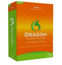 Dragon NaturallySpeaking Home 11 software +Headset (PC Windows) NEW SEALED