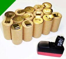 tauschpack para ORIGINAL Metabo Batería 18V con 3Ah NiMH hp-3000