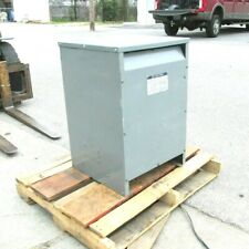 Square Dsorgel Single Ph Transformer 50 Kva 600240v Cat 5055h Od 445a