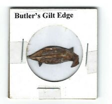 Butler's Gilt Edge Chewing Tobacco Tag B877