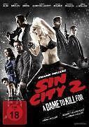 Sin City 2-A Dame to kill for DVD - Jessica Alba Bruce Willis  FSK 18