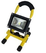 DEL-Rechargeable-sans fil-Mobile-portable-Work - site-Flood-Light-Camping - Pêche
