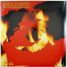 CHUCK HOWARD The Fire Behind His Eyes LP 1982 COUNTRY ( STILL SEALED/UNPLAYED)