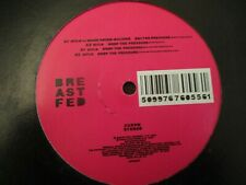 """MYLO - DOCTOR PRESSURE / DROP THE PRESSURE - 12"""" RECORD - BREASTFED - BFD017"""