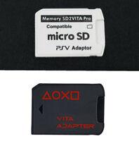 V5.0 V3.0 SD2VITA PSVSD Pro Adapter PS Vita Henkaku 3.60 Micro SD Memory Card