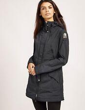 Parajumpers Women's Hellas Jacket W/ Concealable Hood Medium