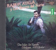 Ramon Ayala Y Los Bravos Del Norte Dos Hojas Sin Rumbo CD New