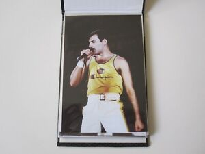 Queen Freddie Mercury Final 1986 Knebworth Concert 24 x Photographs Magic Tour