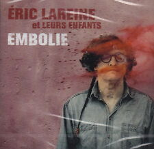 Embolie by Eric Lareine et Leurs Enfants (CD, 2012 Le Chant du Monde) Sealed!