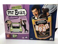 Mr. Bean: The Whole Bean & Animated Series DVD Box Sets