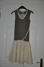ALL SAINTS Dory Dress NEW without TAGS £95 (UK6)