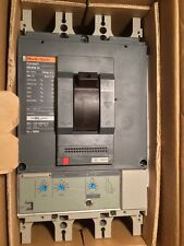 Merlin Gerin NS400N Molded Case Circuit Breaker 400A and STR23SE Trip Unit