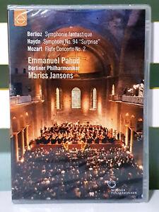 DVD MARISS JANSONS EMMANUEL PAHUD CONCERT