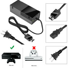 Microsoft Xbox one Console Power Supply AC Adapter 135W 10.83A Power Cord Cable