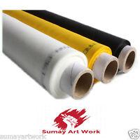 Silk Screen Printing Mesh 32T/ 43T/ 55T/ 77T /90/ 120T 127cm Monofilament